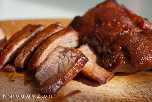 Chinese Barbecue Pork/Char Siu Recipe | Cooking Momofuku at home ...