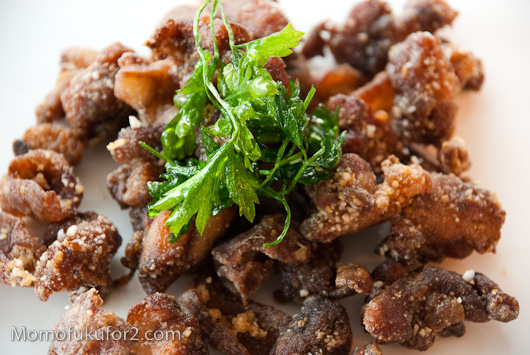 Taiwanese Crispy Salty Peppery Chicken Recipe adapted from Micky's ...